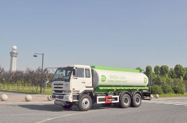 Trung Quốc 5,944 US Gallon 320HP Aluminum Alloy Oil Tank Truck with 6x4 DongFeng Nissan Diesel Chassis nhà cung cấp