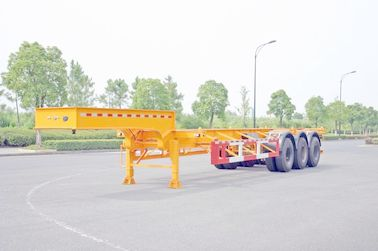 Trung Quốc Cổ ngỗng 40ft container Trailer Chassis, ISO Bồn Container Trailer Bán nhà phân phối